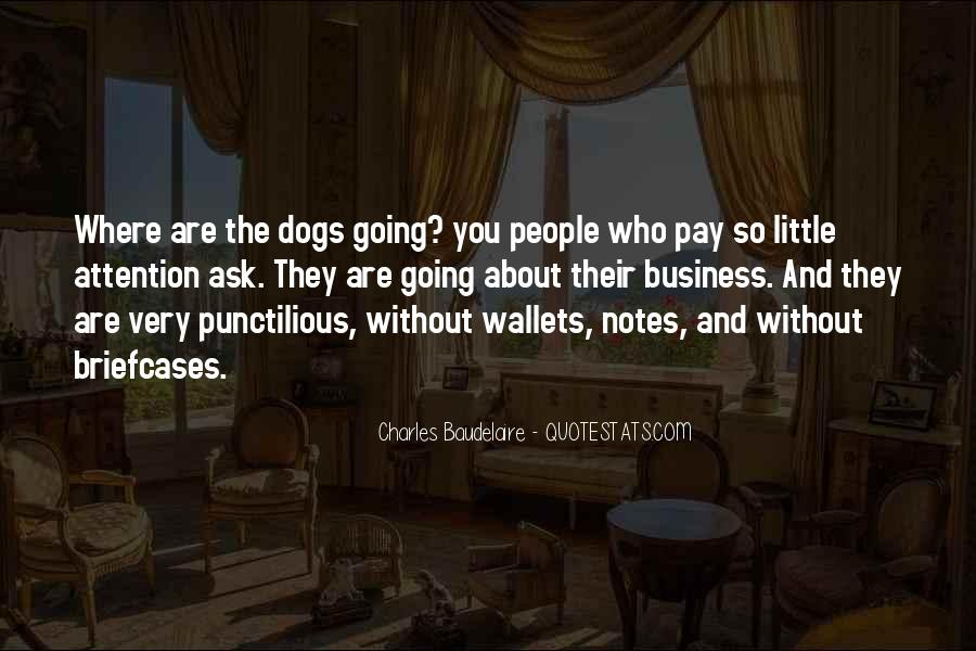 Quotes About Little Dogs #1467422