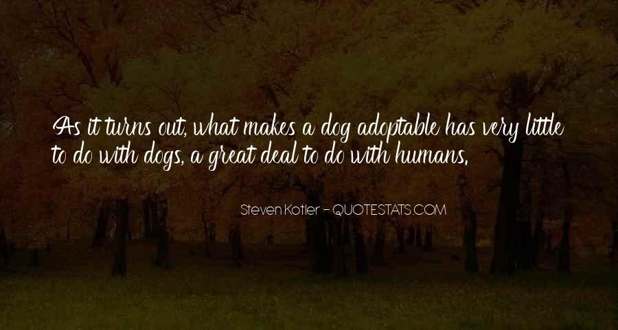 Quotes About Little Dogs #1599620