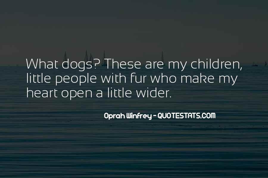 Quotes About Little Dogs #186632