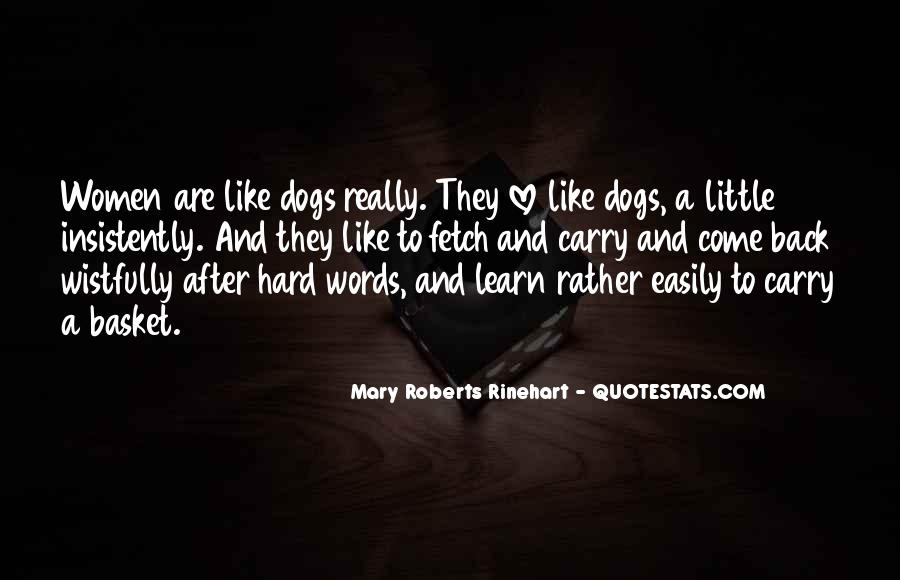 Quotes About Little Dogs #465658