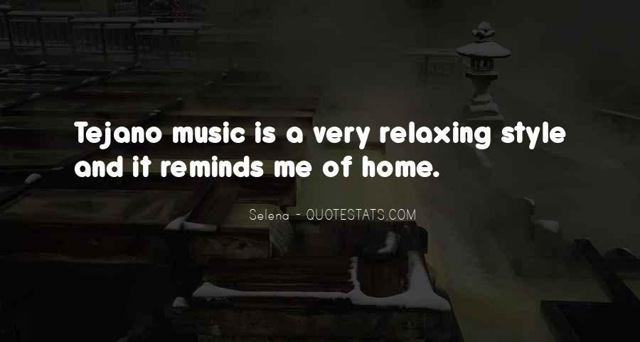 Quotes About Relaxing At Home #642485