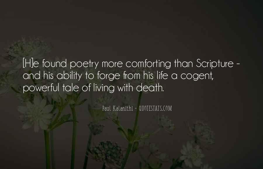 Quotes About Meaning Of Life And Death #1671073