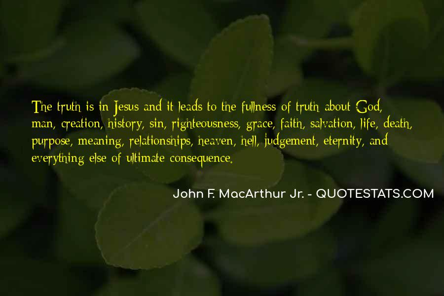 Quotes About Meaning Of Life And Death #444878