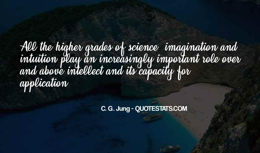 Quotes About Imagination And Play #1042618