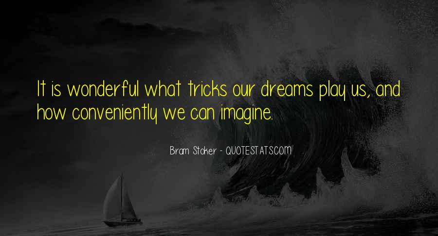 Quotes About Imagination And Play #186445
