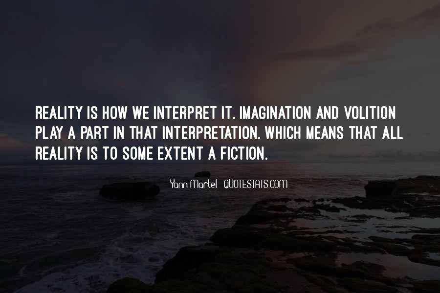 Quotes About Imagination And Play #210576