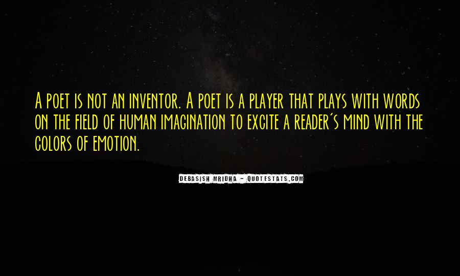Quotes About Imagination And Play #349649