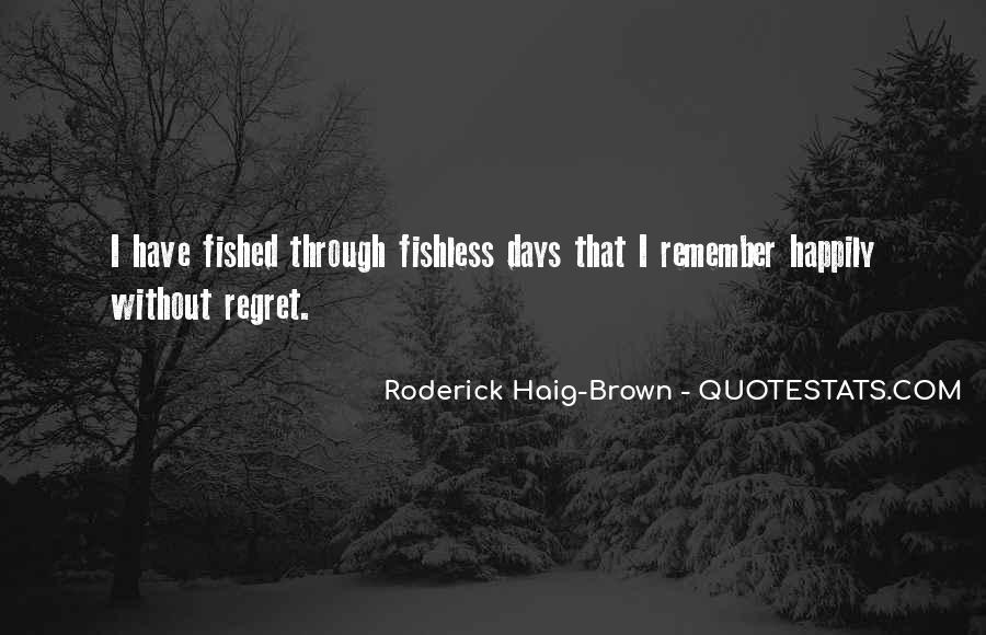 Quotes About I Regret #114582