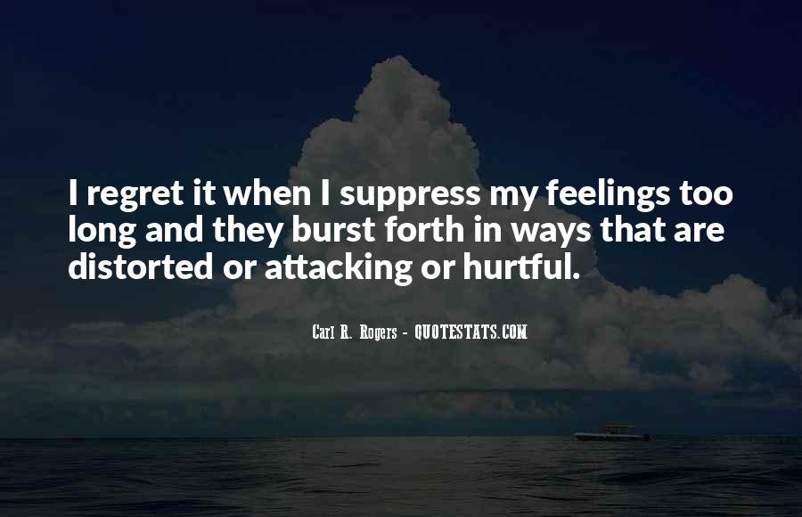 Quotes About I Regret #14896