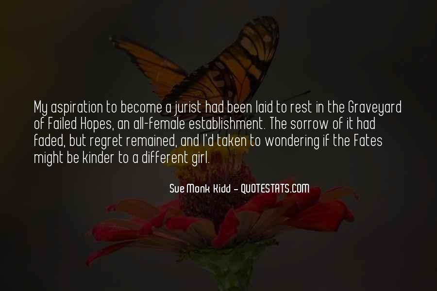 Quotes About I Regret #50854