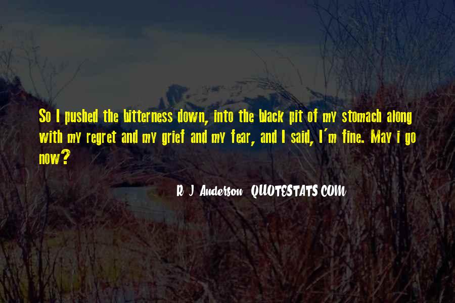 Quotes About I Regret #66155