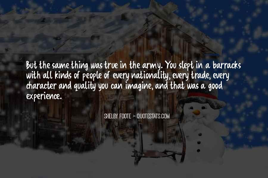 Quotes About Good Character #100236