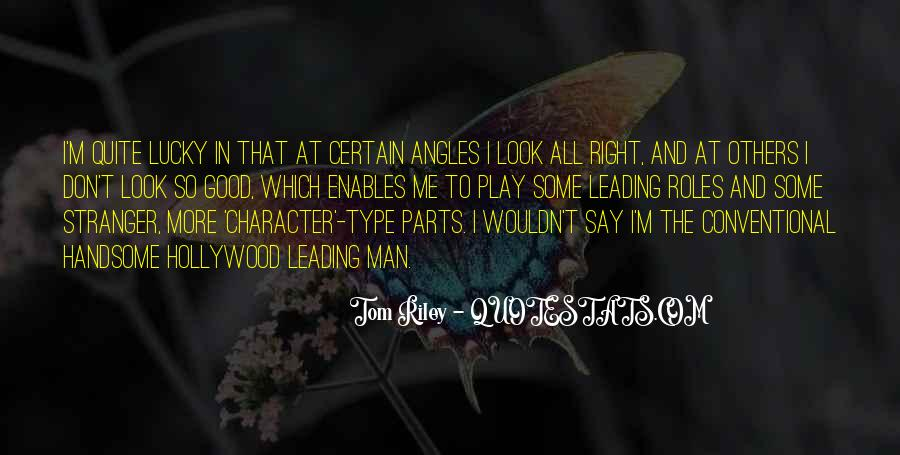Quotes About Good Character #114423