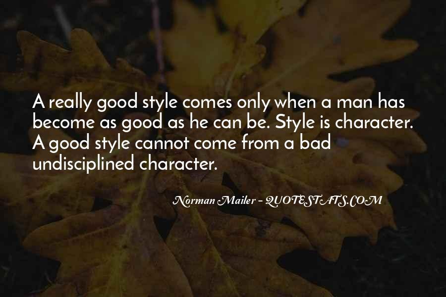 Quotes About Good Character #120222