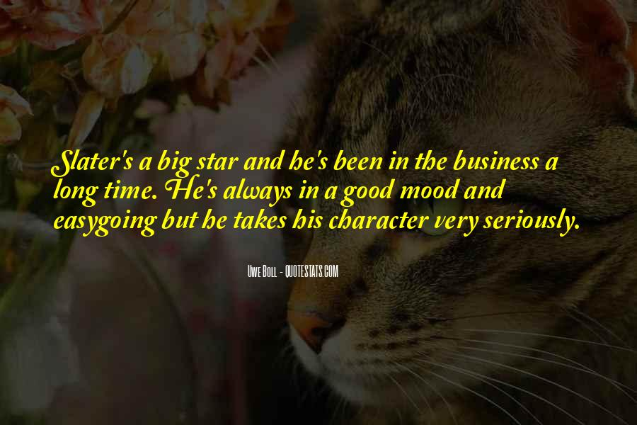Quotes About Good Character #131301