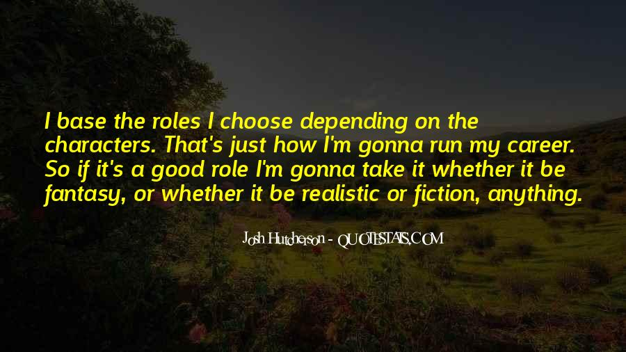 Quotes About Good Character #135145