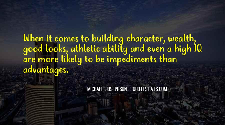 Quotes About Good Character #156197