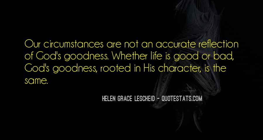 Quotes About Good Character #163265