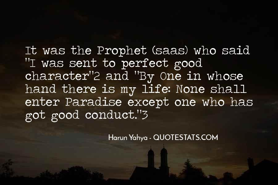 Quotes About Good Character #179206