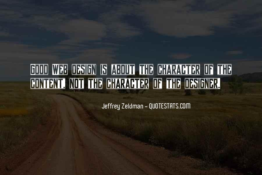 Quotes About Good Character #202500