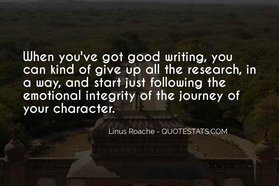 Quotes About Good Character #84210