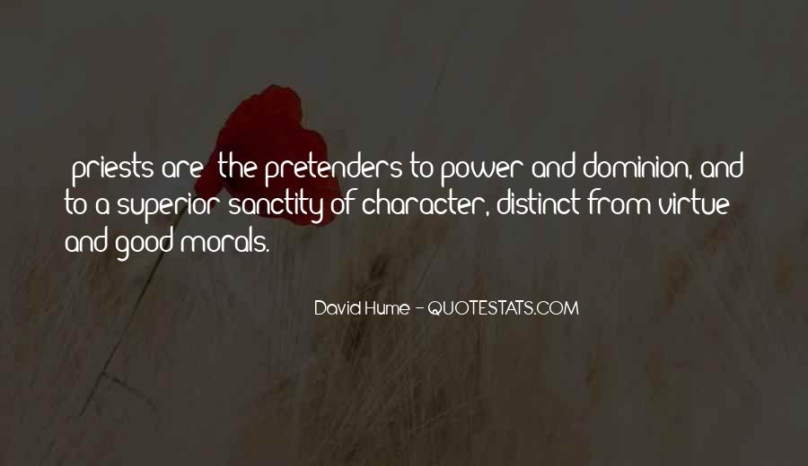 Quotes About Good Character #85314