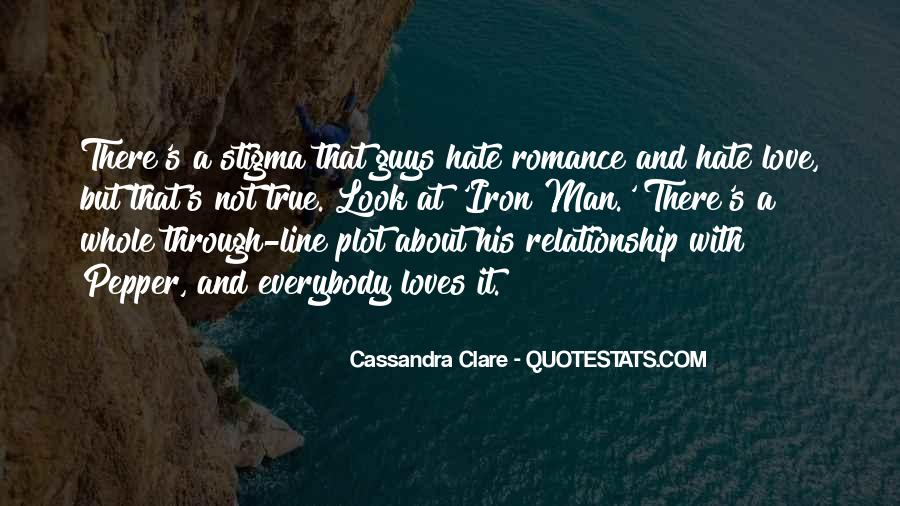 Quotes About Guys In A Relationship #197393