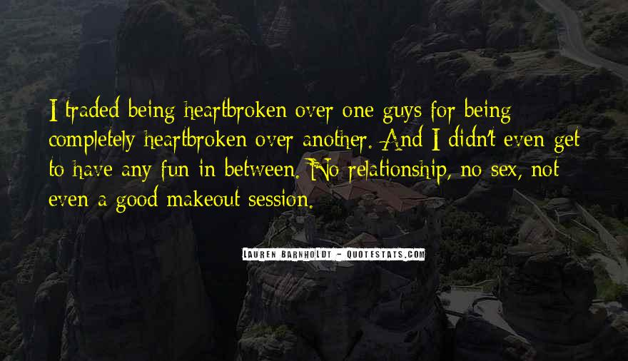 Quotes About Guys In A Relationship #220700