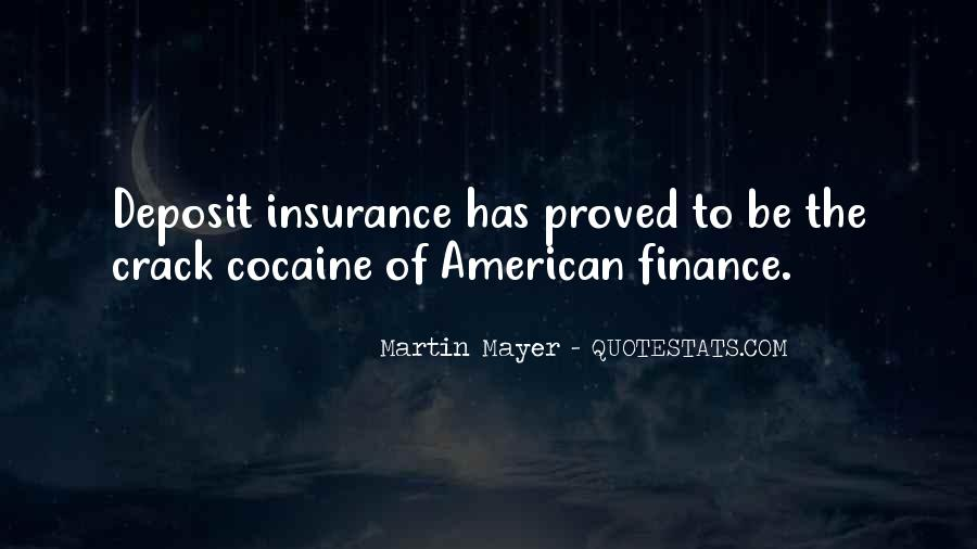 Quotes About Banking And Finance #1098912