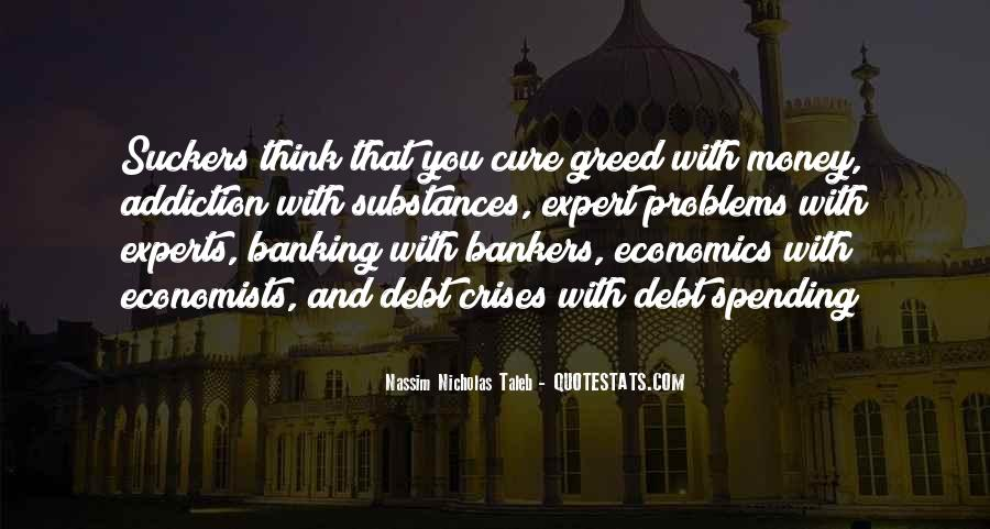 Quotes About Banking And Finance #919802