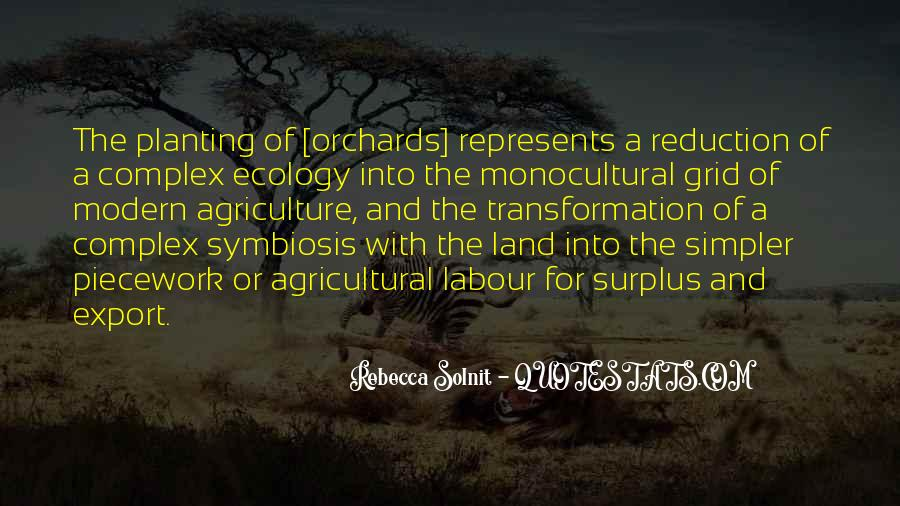 Quotes About Symbiosis #1866300