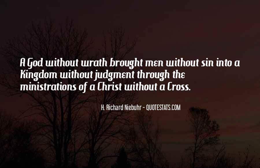 Quotes About The Sin Of Wrath #1573526