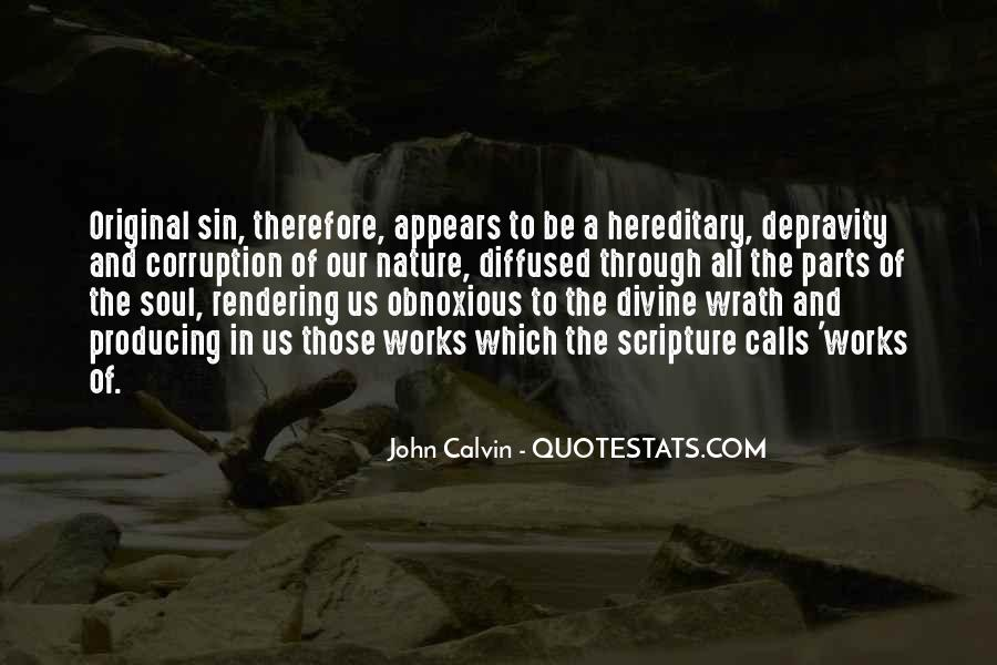 Quotes About The Sin Of Wrath #403946