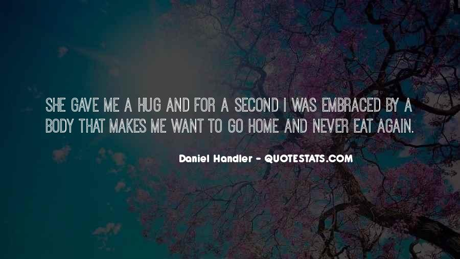 Quotes About Not Going Home Again #104583