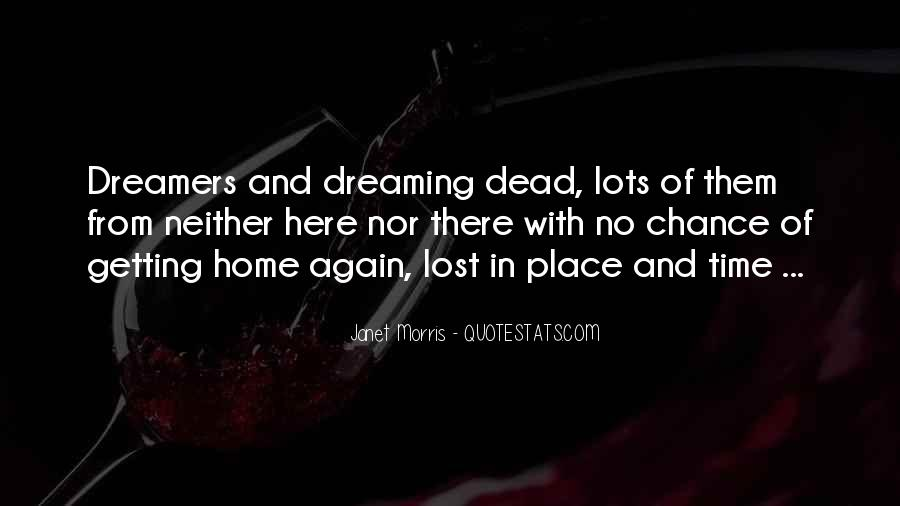 Quotes About Not Going Home Again #61445