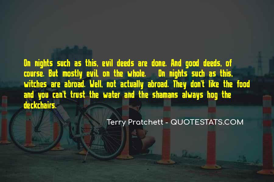 Quotes About Deckchairs #421322