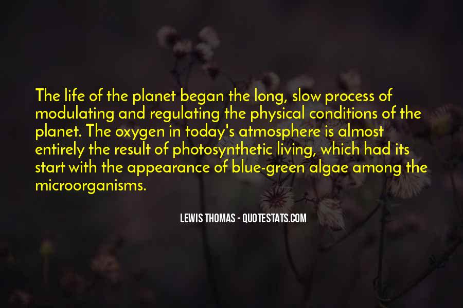 Quotes About Earth's Atmosphere #1278739