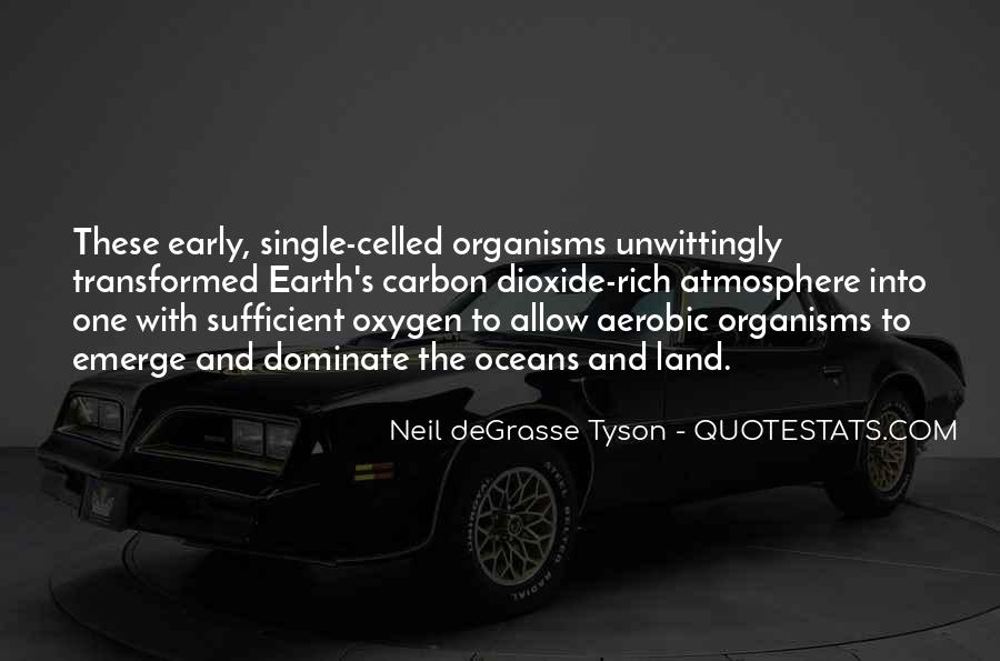 Quotes About Earth's Atmosphere #1663742