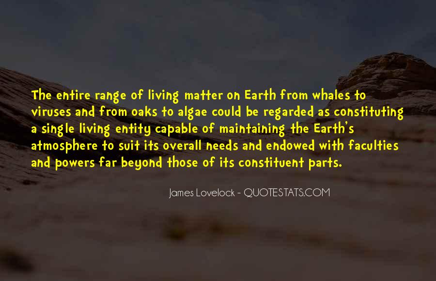 Quotes About Earth's Atmosphere #1789847