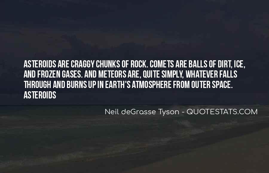 Quotes About Earth's Atmosphere #600984
