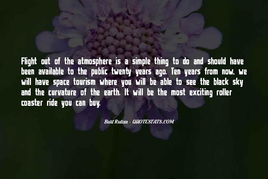 Quotes About Earth's Atmosphere #875710
