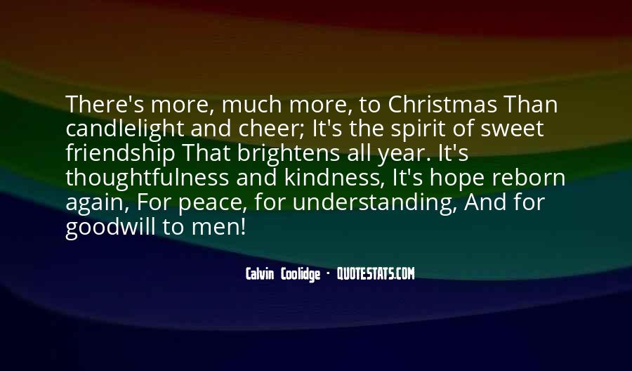 Quotes About Friendship For Christmas #62516