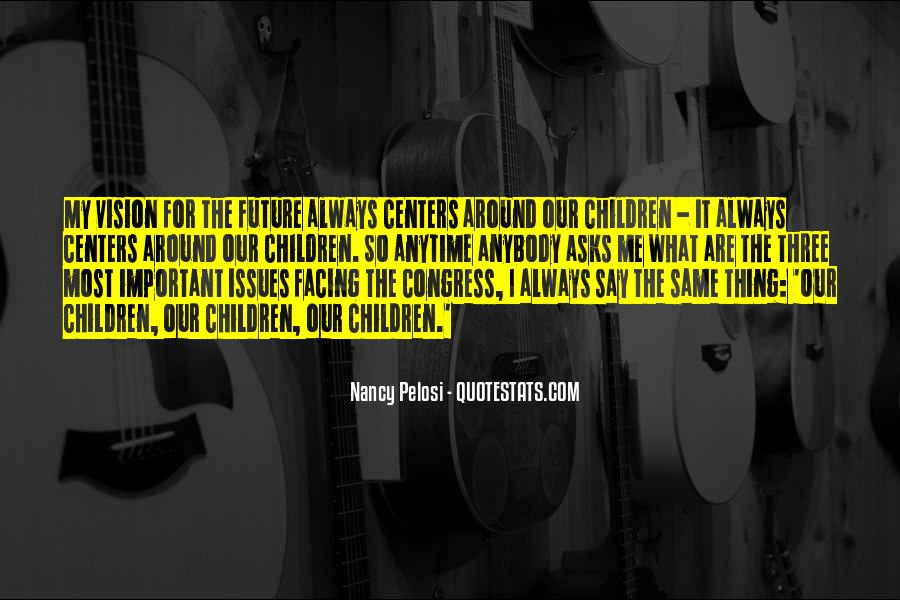 Quotes About Facing The Future #1711473