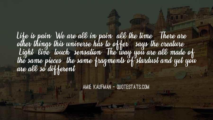 Quotes About Other Life In The Universe #404352