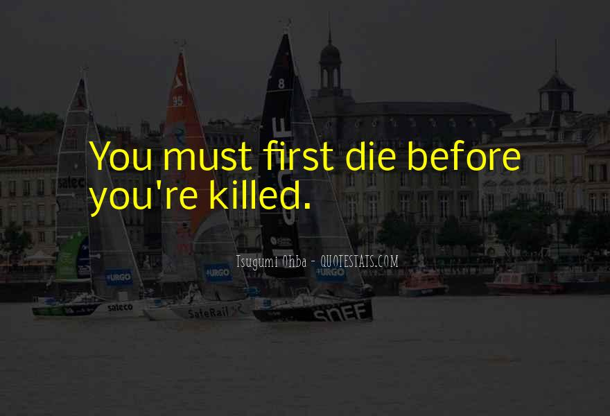 Quotes About Death Note #1381785