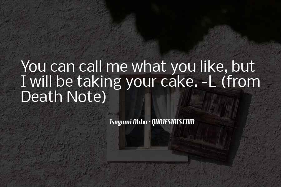 Quotes About Death Note #832016