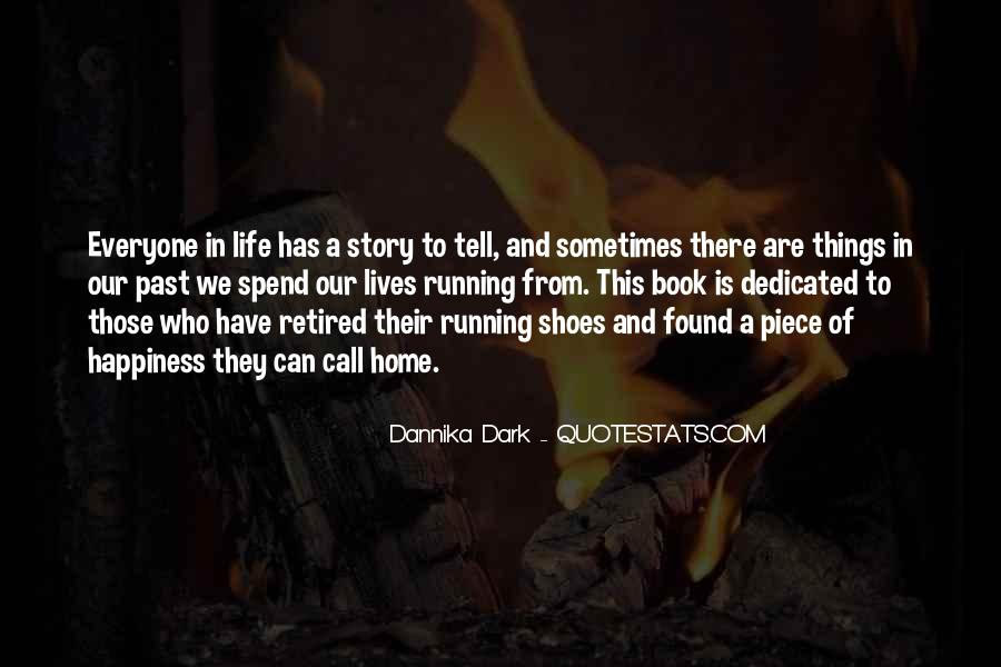 Quotes About Running Shoes #1372132