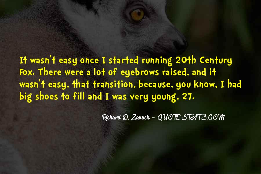 Quotes About Running Shoes #1415969