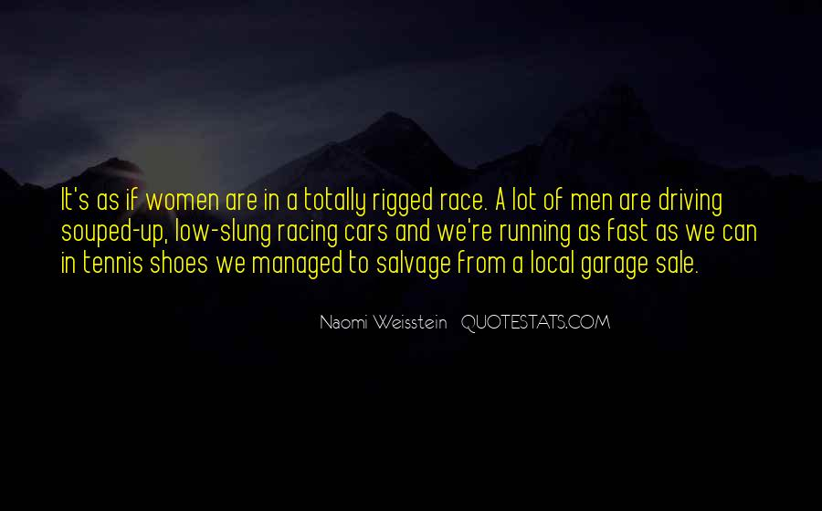 Quotes About Running Shoes #1556147