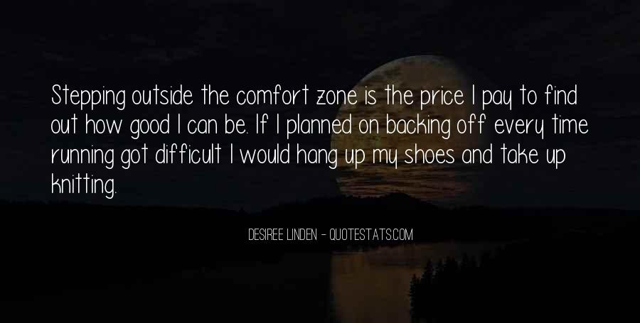 Quotes About Running Shoes #409326